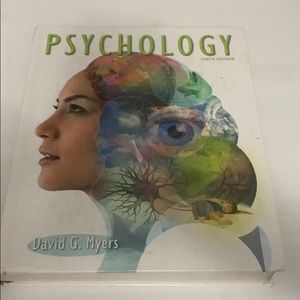 Other - David G. Myers Psychology textbook 10th edition